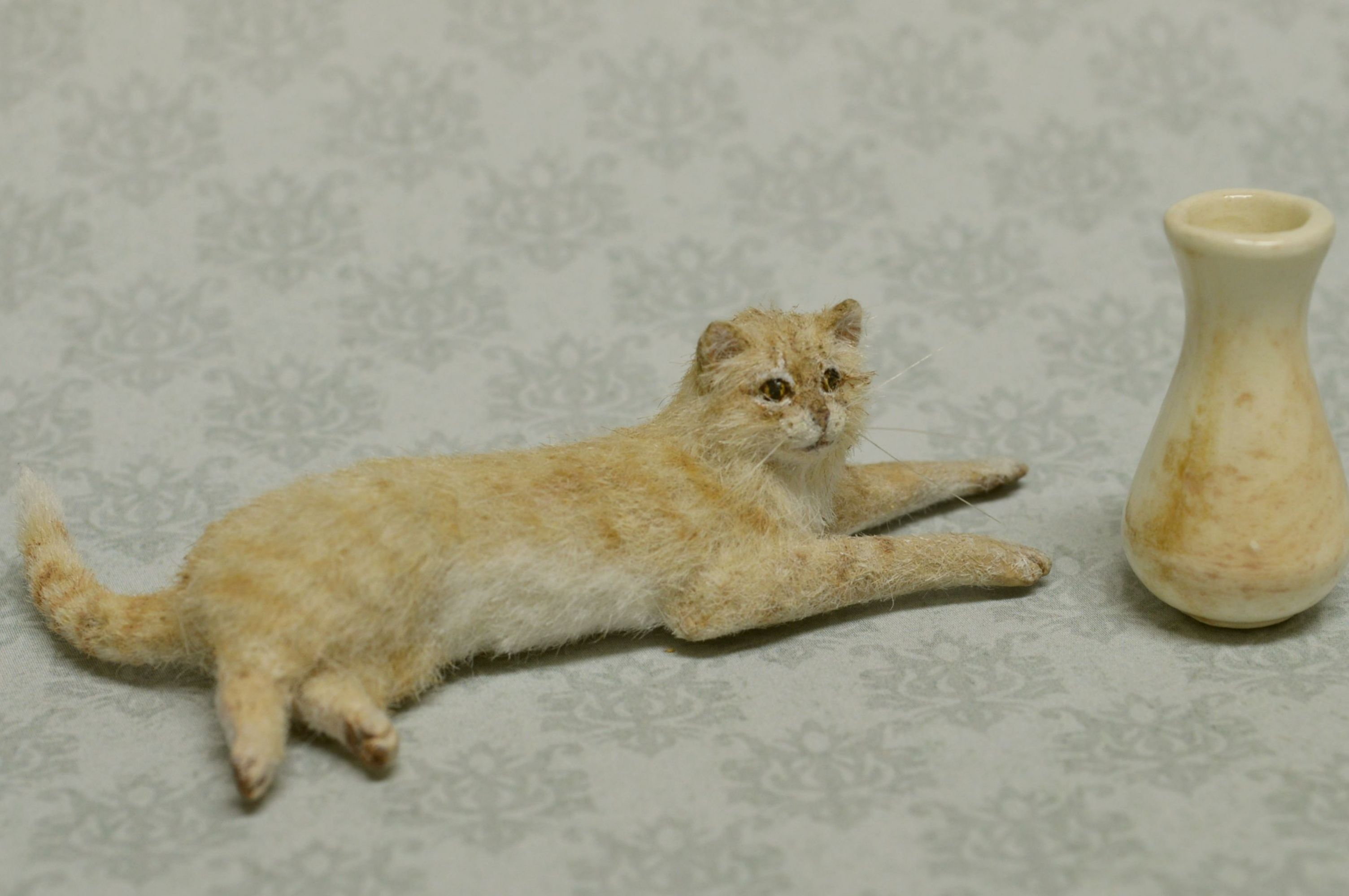 Hand carved  